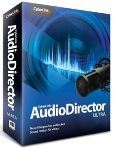 CyberLink AudioDirector Ultra 3.0.2201 (2012)