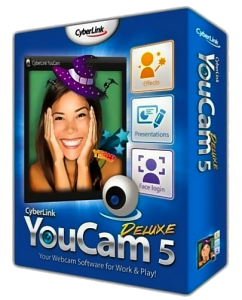CyberLink YouCam Deluxe v5.0.2705 (2013) Русский