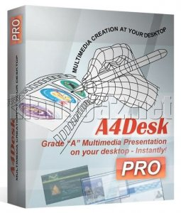 A4DeskPro Flash Web Site Builder 5.11+Portable