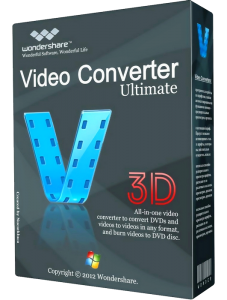 Wondershare Video Converter Ultimate v6.0.4 Final (2013)