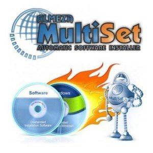Almeza MultiSet Professional 8.4.3 Final / Portable / Repack (2012) Русский