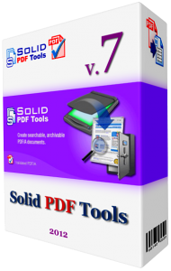 Solid PDF Tools v7.3 build 2038 Final (2012)