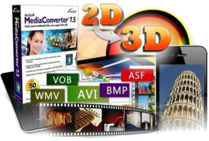 ArcSoft MediaConverter v8.0.0.16 Final/Portable (2012) Английский
