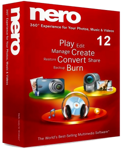 Nero Burning ROM & Nero Express v12.0.28001 Full RePack by MKN (2012) Русский + Английский