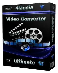 4Media Video Converter Ultimate v7.6.0 build-20121126 Final (2012) Русский