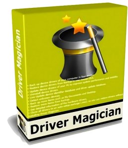 Driver Magician v3.7.1 Final (Update BD 08.04.2013) (2013) Русский