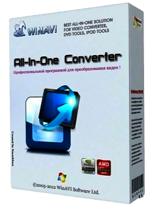 WinAVI All-In-One Converter v1.7.0.4734 Final (2012) Русский