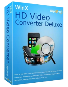 WinX HD Video Converter Deluxe v3.12.6 Built 20130315 Final (2013) Русский + Английский