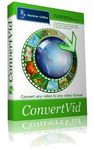 Nuclear Coffee ConvertVid v2.0.0.39 Final + Portable (2012) Русский