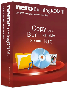 Nero Burning ROM 11.2.00400 Retail (2012) Русский