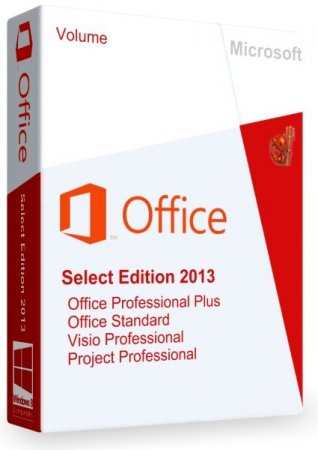 Microsoft Office Professional Plus 2013 (x64) 15.0.4420.1017 VL [Русский] by NPGroup