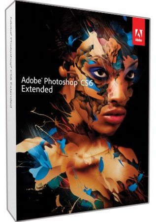 Adobe Photoshop CS6 13.1.2 Extended (2013) Русский