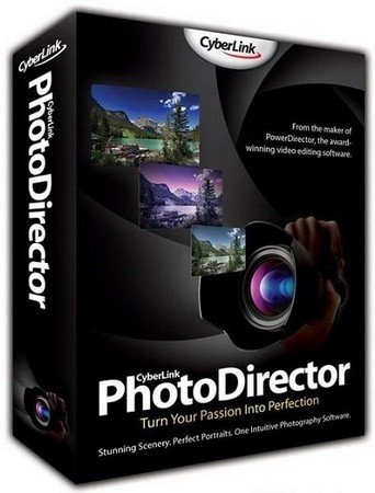 CyberLink PhotoDirector 3.0.3618 Deluxe (2013) Русский