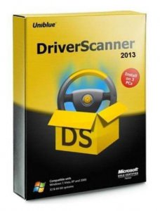 Uniblue DriverScanner 2013 4.0.10.0 Final (2013) MULTi / Русский