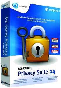 Steganos Privacy Suite 2013 v14.0.4 Build 10147 Retail (2013) Русский