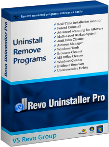 Revo Uninstaller Pro v3.0.1 Final + Portable (2013) Русский