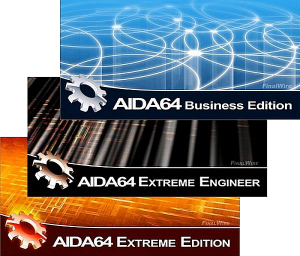 AIDA64 Extreme / Business Edition 2.85.2400 (2013) RePack + Portable by KpoJIuK