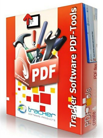 Tracker Software PDF-Tools 4.0 Build 0209 (2013) Русский