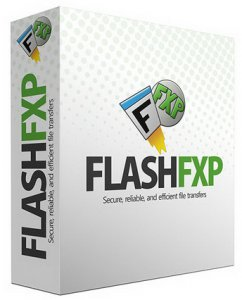 FlashFXP 4.3.0 build 1933 Stable + Portable (2013) Русский