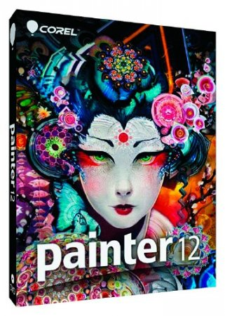 Corel Painter 12.2.1.1212 (2013) ����������