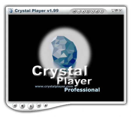 Crystal Player Pro 1.99 (2012) Русский
