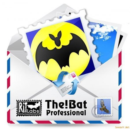 The Bat! Professional 5.3.8 (2013) RePack & portable by KpoJIuK