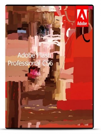 Adobe Flash Professional CS6 12.0.0.481 Portable by Boomer (2013) Русский