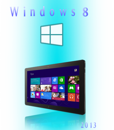 Windows 8 Enterprise Activated XL (X86) (2013) Русский