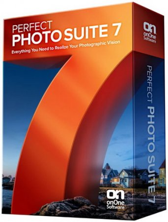 onOne Perfect Photo Suite 7.1 Premium Edition + Ultimate Creative Pack 2 (2013) Английский