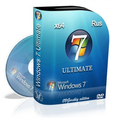 Microsoft Windows 7 Ultimate Ru x64 SP1 NL2 by OVGorskiy 02.2013 (2013) Русский