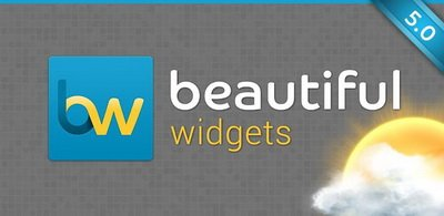 [Android 2.1+] Beautiful Widgets Pro v5.3.1 - ����� �������� ������ �� ����� / ���������� (20.07.13)