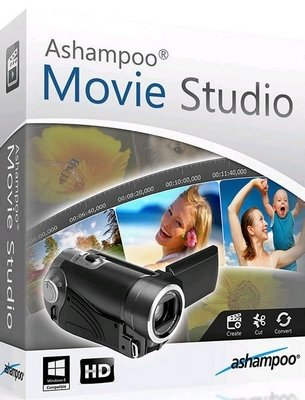 Ashampoo Movie Studio 1.0.5.5 RePack (2013) Multi/Русский