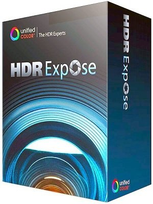 Unified Color HDR Expose 3.0.0 Build 10627 Portable by Maverick (2013) Английский