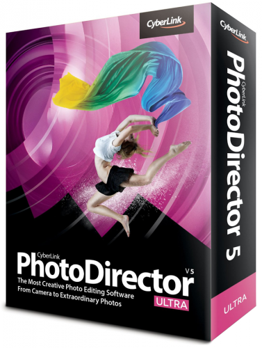 CyberLink PhotoDirector 5 Ultra 5.0.5424.0 RePacK by D!akov (2014) Multi / Русский