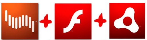Adobe components: Flash Player / AIR / Shockwave Player (2015) RePack by D!akov