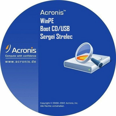 Acronis Boot CD/USB (17.10.2014) Русский