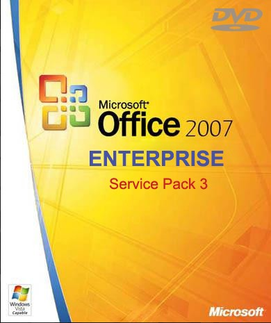 Microsoft Office 2007 Enterprise SP3 12.0.6683.5000 + Visio Professional + все обновления на 01.11.2014