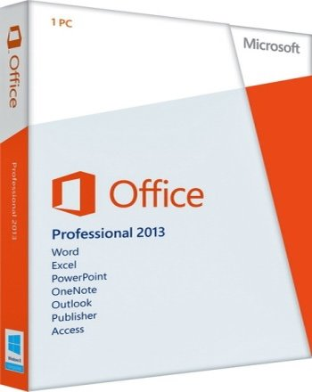 Microsoft Office 2013 SP1 Professional Plus + Visio Pro + Project Pro 15.0.4911.1000 RePack by KpoJIuK (2017) Multi / Русский