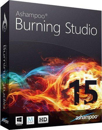 Ashampoo Burning Studio 15 v15.0.1.39 Final (2014) Multi / Русский