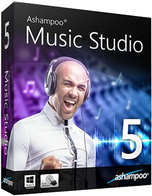 Ashampoo Music Studio 5.0.7.1 (2014) RePack & Portable by D!akov