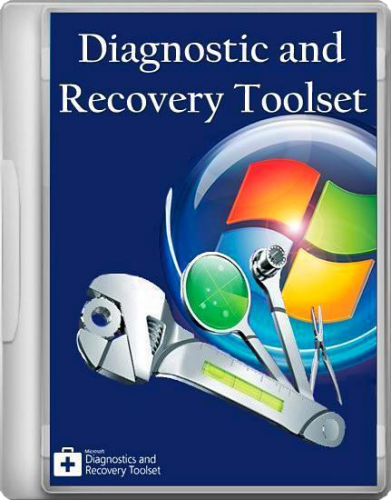Microsoft Diagnostic and Recovery Toolset (MSDaRT) All in one (04.09.15) (2015) ENG/RUS