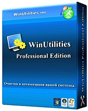 WinUtilities Professional Edition 15.22 RePack by D!akov (2018) Multi / Русский