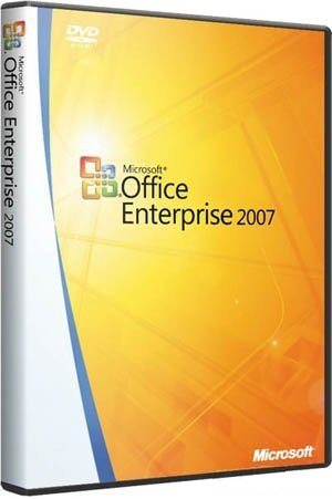 Microsoft Office Enterprise 2007 SP3 12.0.6701.5000 RePack by D!akov (2014) Multi/Русский
