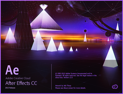Adobe After Effects CC v.13.5 (2015) MULTi / Русский