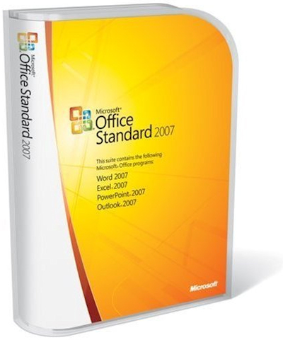 Microsoft Office 2007 Standard SP3 12.0.6728.5000 RePack by KpoJIuK (2015) �������