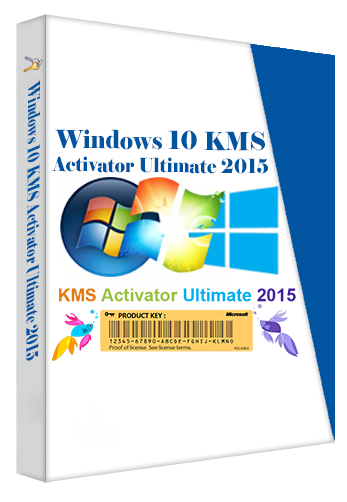 Windows 10 KMS Activator Ultimate 2015 v1.2 (2015)