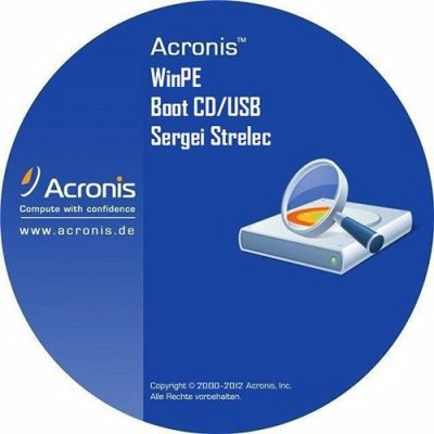 Acronis Disk Director 12.0.3270 (Bootable ISO WinPE 10) + Acronis Disk Director 12.0.3270/Acronis True Image 19.0.6027 (Bootable ISO Linux)
