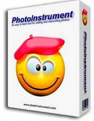 PhotoInstrument 7.4 Build 834 (2016) + Portable
