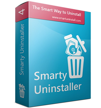 Smarty Uninstaller 4.4.1 (2016) RePack by D!akov