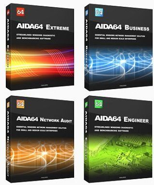 AIDA64 Extreme | Engineer | Business Edition | Network Audit 5.95.4500 Final + Portable (2017) Multi/Русский